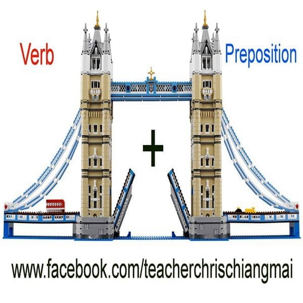 Verb and preposition