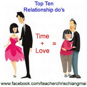 10 things for relationship