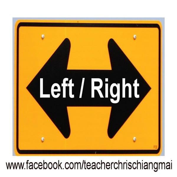 Left / Right