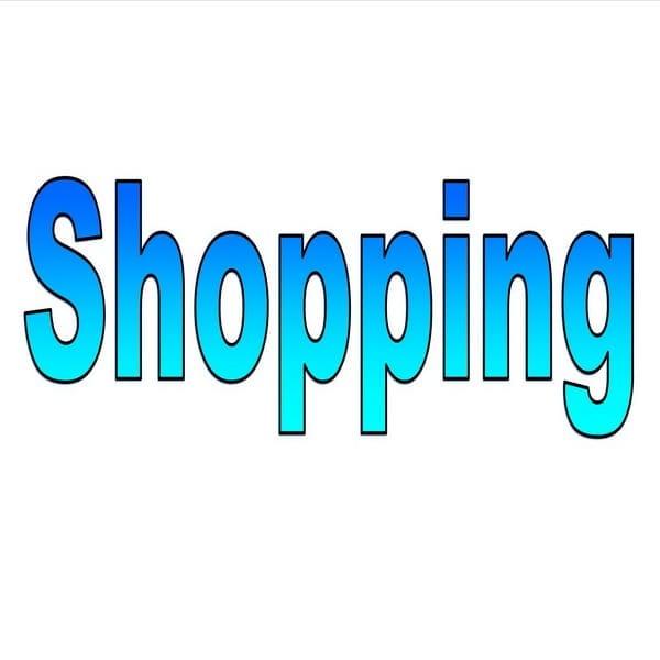 15 Shopping