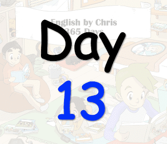 365 Day 13