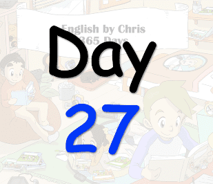 365 Day 27