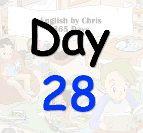 365 Day 28