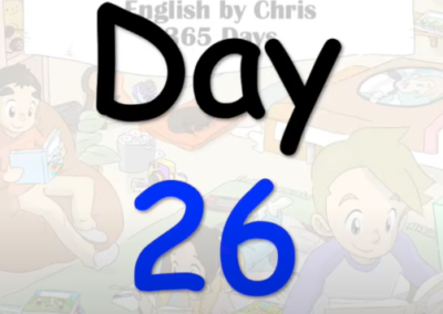 365 Day 26