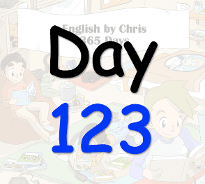 365 Day 123
