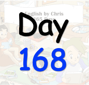 365 Day 168