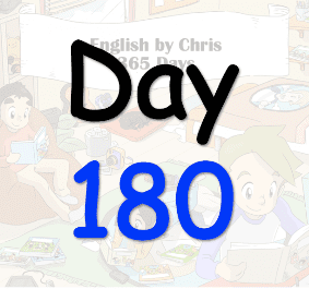 365 Day 180