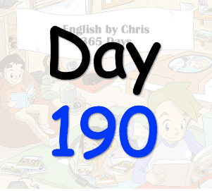 365 Day 190