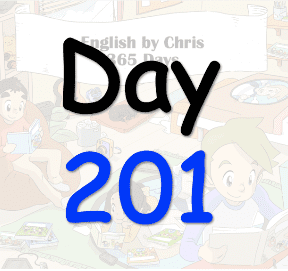 365 Day 201