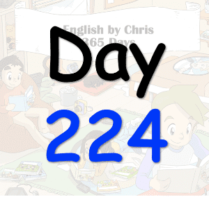 365 Day 224