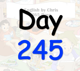 365 Day 245