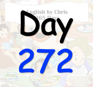 365 Day 272