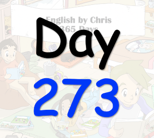 365 Day 273