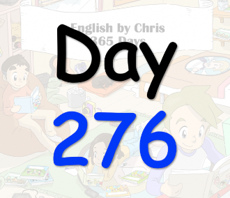 365 Day 276