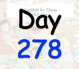365 Day 278