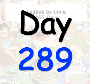 365 Day 289