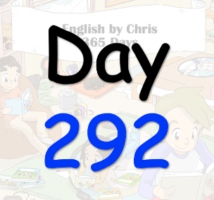 365 Day 292